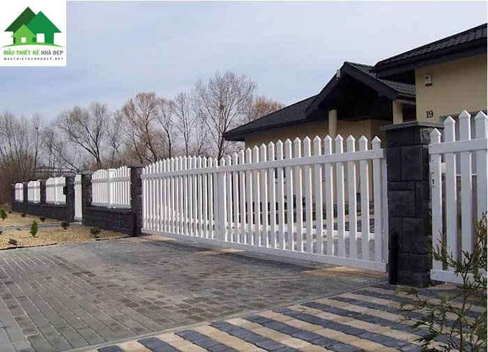 Cần chú ý chiều cao hàng rào phù hợp
