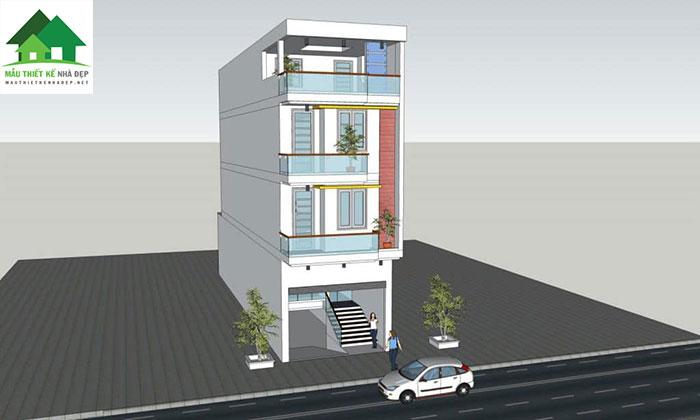 Một số lưu ý khi thiết kế xây dựng nhà phố có tầng hầm