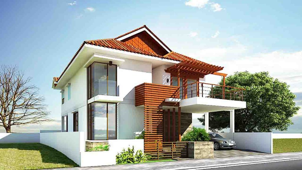 100 mẫu nhà 2 tầng mái thái đẹp được ưa chuộng nhất Việt Nam 2018